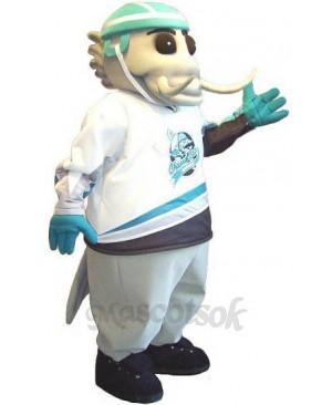 Finnley the Catfish Custom Hockey Mascots