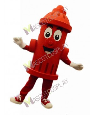 High Quality Adult Public Utilities Fire Hydrant Mascot Costume