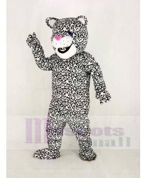 High Quality Energetic Jaguar Mascot Costume Animal