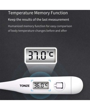 Household Medical Electric Body Thermometer Fast Measure Baby Adult