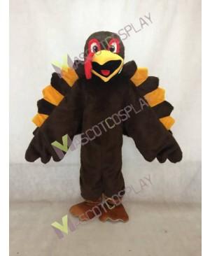 New Thanksgiving Turkey Mascot Costume