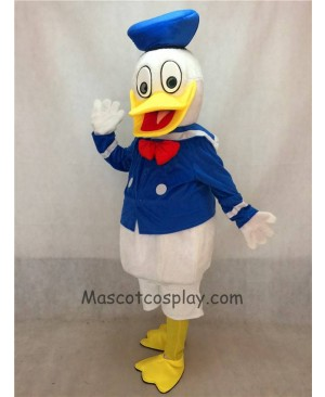 High Quality Child Donald Duck Mascot Costume