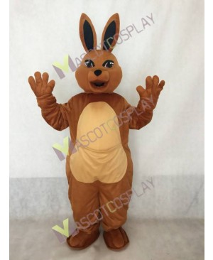 Baby Kangaroo Mascot Costume with Tail