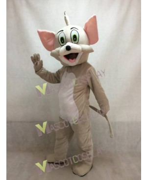 Tom Cat from Tom and Jerry Mouse Mascot Costume