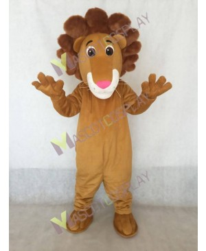 New Proud Louie The Lion Mascot Costume