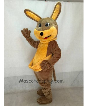 Cute New Kangaroo Mascot Costume