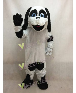 New Black Ear Sheepdog Mascot Costume