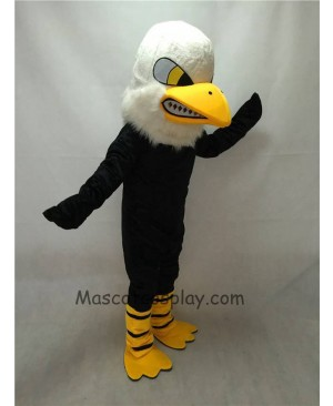 Cute Aggressive Bald Eagle Adult Funny Mascot Costume