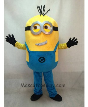 High Quality Adult Despicable Me Minions Mascot Costume Custom Fancy Costume Anime Cosplay Theme