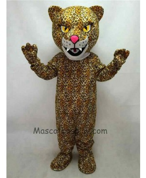 New Fierce Jaguar Mascot Costume