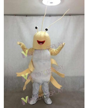 Lovely Shrimp Adult Mascot Costume