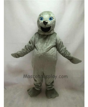 Cute New Grey Seal Mascot Costume