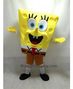 Cute High Quality Spongebob and Squarepants Spongebob Mascot Costume