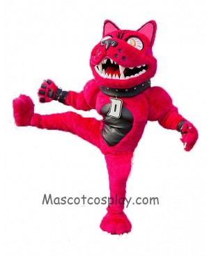 High Quality Red Dog the Festival Mascot Costume