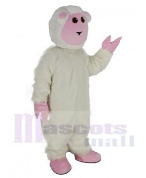 Goat Sheep mascot costume