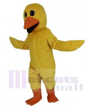 Puddles Yellow Duck Mascot Costume