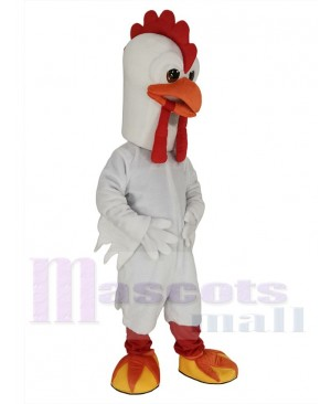 Rooster Chicken mascot costume