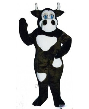 Moo Cow Mascot Costume