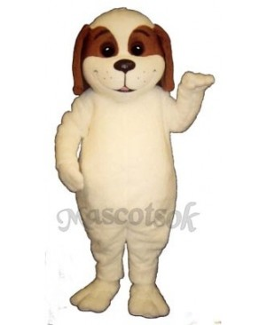 Cute Puppy Dog Love Mascot Costume
