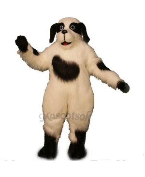 Cute Sheep Dog Mascot Costume