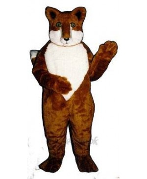 Cute Foxie Fox Mascot Costume