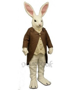 Easter Herr Lapin with Coat & Vest Bunny Rabbit Mascot Costume