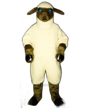 Ewela Goat Sheep Mascot Costume