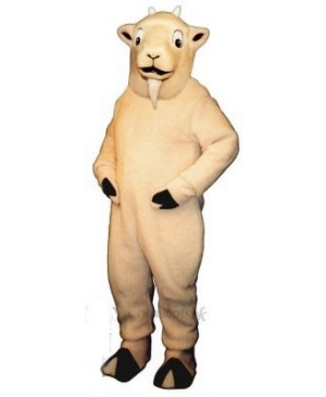 Baby Goat Mascot Costume