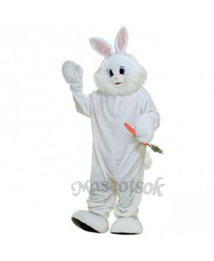 Deluxe Easter Bunny Rabbit Mascot Costume