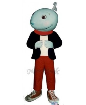 Izzy Insect Mascot Costume