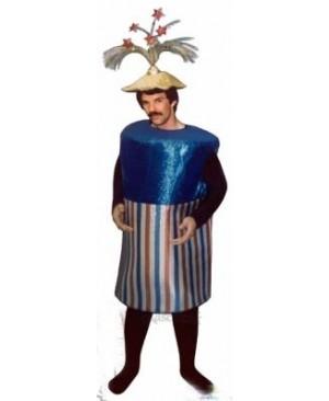 Cute Firecracker Mascot Costume