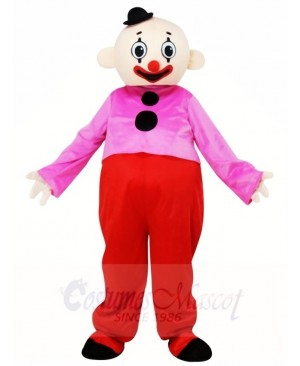 Bumba Brothers Pipo Clown Mascot Costumes Party