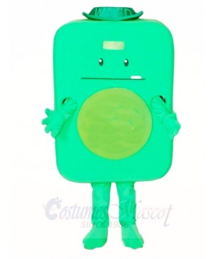 Green Box Mascot Costumes