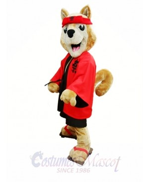Akita Dog Mascot Costume Cute Dog For Promotion Party Mascot Costume