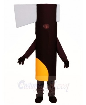 Black Axe Mascot Costumes