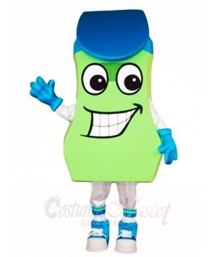 Green Buddy Backpack Mascot Costumes