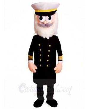 White Hat Caption Mascot Costumes People