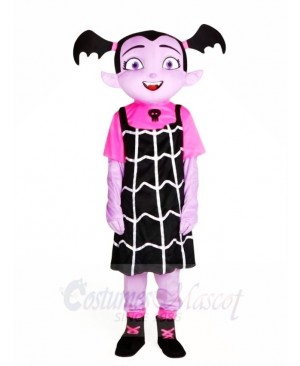 Vampirina Vee Mascot Costumes Cartoon People