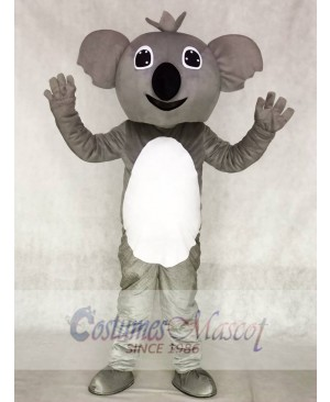 Adorable Lovely Koala Mascot Funny Costume