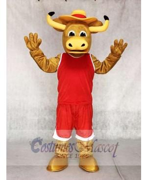 Texas Longhorns Hook'em Sport Bull Mascot Costumes