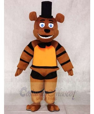 FNAF Five Nights At Freddy's Fazbear Bear Mascot Costumes Animal