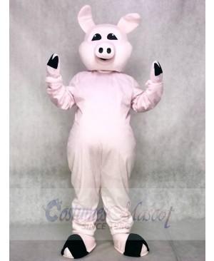 Hot Sale Pierre Pig Adult Mascot Costume