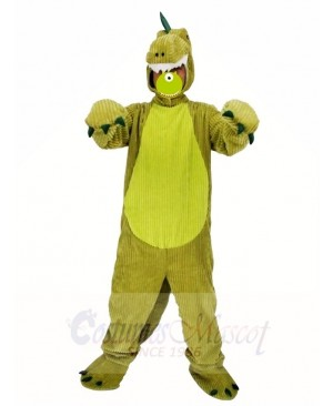 Green Dinosaur Pajamas Pyjama Mascot Party Halloween Christmas Xmas Costumes