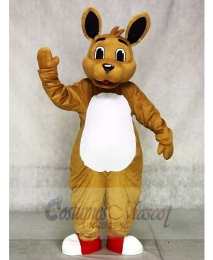 High Quality Kangaroo Mascot Costumes Animal