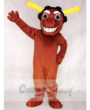 Mick E Moose Mascot Costumes Animal