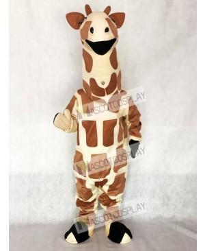 Giraffe Mascot Costume