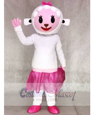 Sheep Lambie from Dr Doc Mcstuffins Mascot Costumes