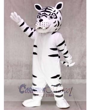 White Tiger Mascot Costumes Animal