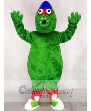 Green Monster Phillie Phanatic Team Mascot Costumes