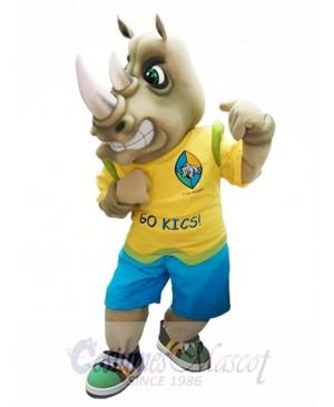 Rhinoceros Mascot Costume Rhino Mascot Costumes